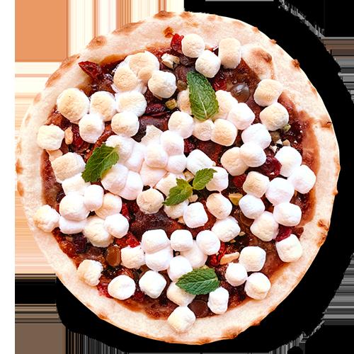 チョコチャンクピザ