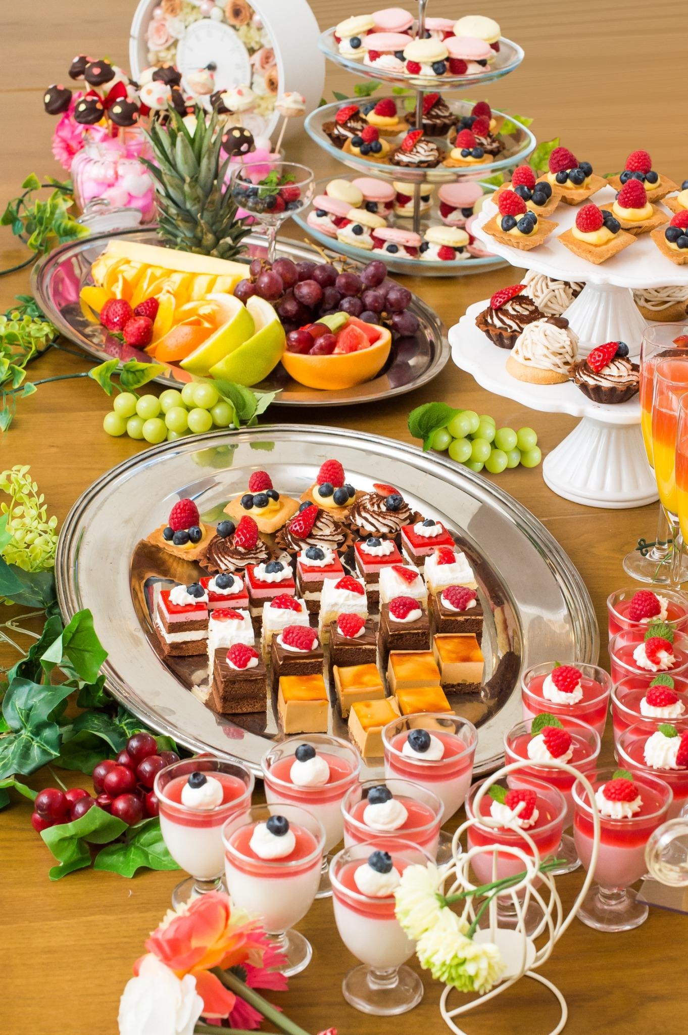 披露宴ケーキ